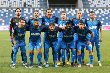 Sassuolo-Lazio Serie A