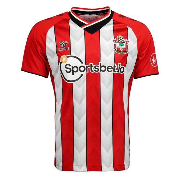 Maglia Southampton 2021-2022 Hummel