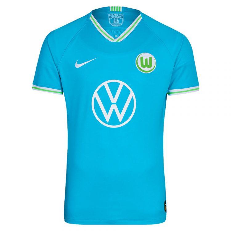 Terza maglia Wolfsburg 2021-22