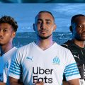 La nuova maglia dell'Olympique Marsiglia 2021-2022