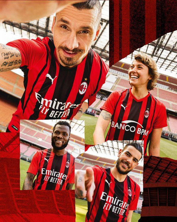 Divisa Milan 2021-2022 Puma