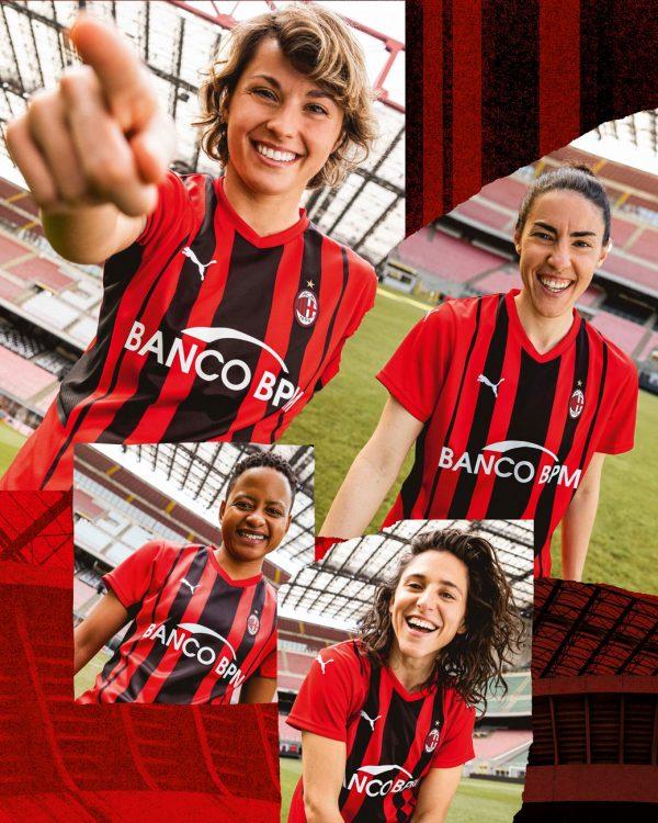Kit Milan 2021-2022