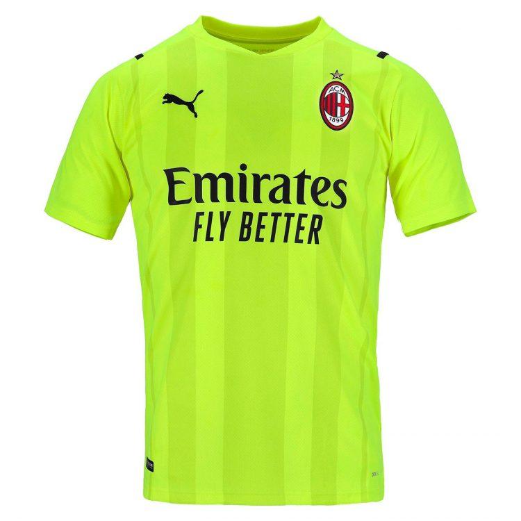 Maglia portiere Milan 2021-2022