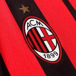 Stemma AC Milan applicato maglia Authentic
