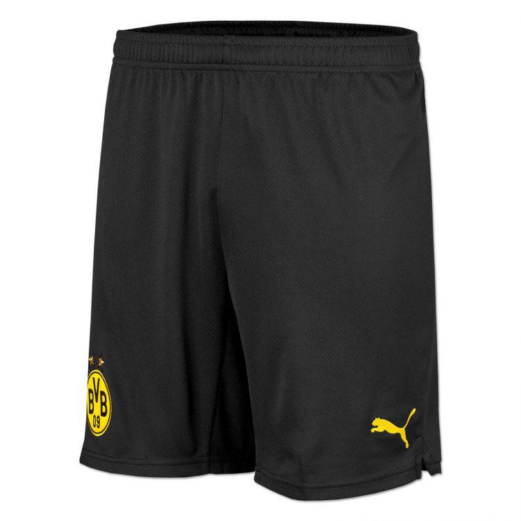 Pantaloncini Borussia Dortmund neri 2021-22