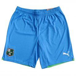 Pantaloncini Sassuolo azzurri terza divisa