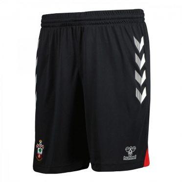 Pantaloncini neri Southampton 2021-2022
