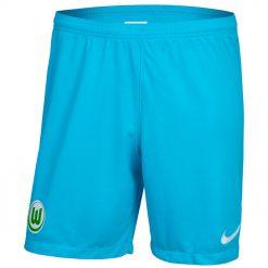 Pantaloncini Wolfsburg azzurri 2021-22