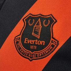 Everton Stemma ricamato sulla maglia