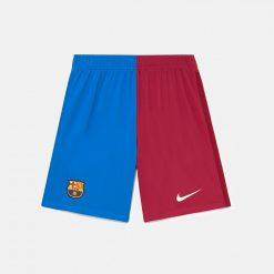 Pantaloncini Barcellona metà rossi e blu 2021-22