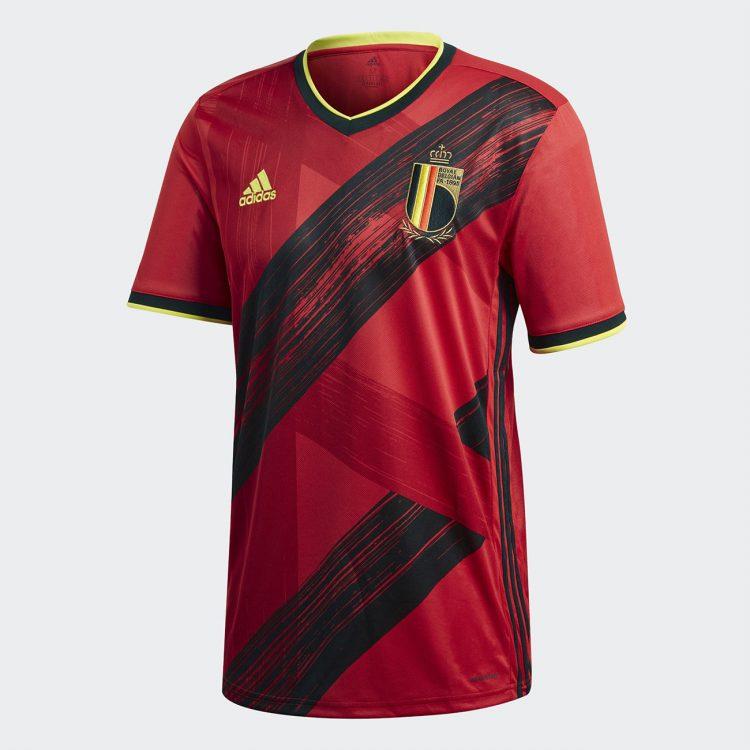 Maglia Belgio Euro 2020 Adidas