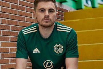 Celtic nuova maglia away 2021-2022