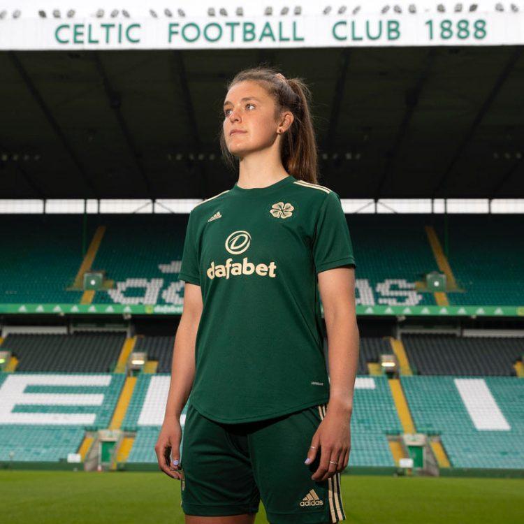 Divisa Celtic away 2021-2022