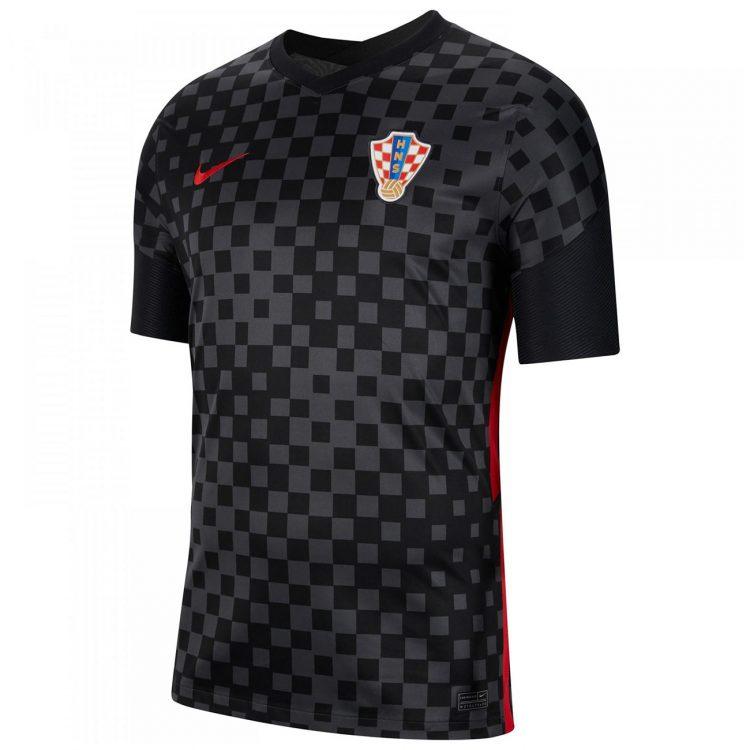 Seconda maglia Croazia 2020-2021 trasferta