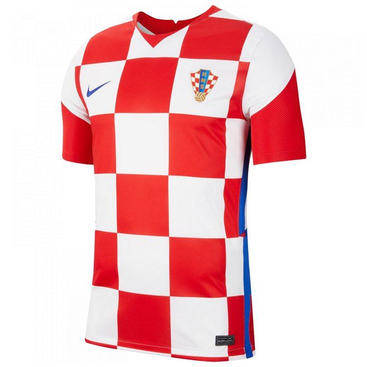 Maglia Croazia 2020-2021 Nike