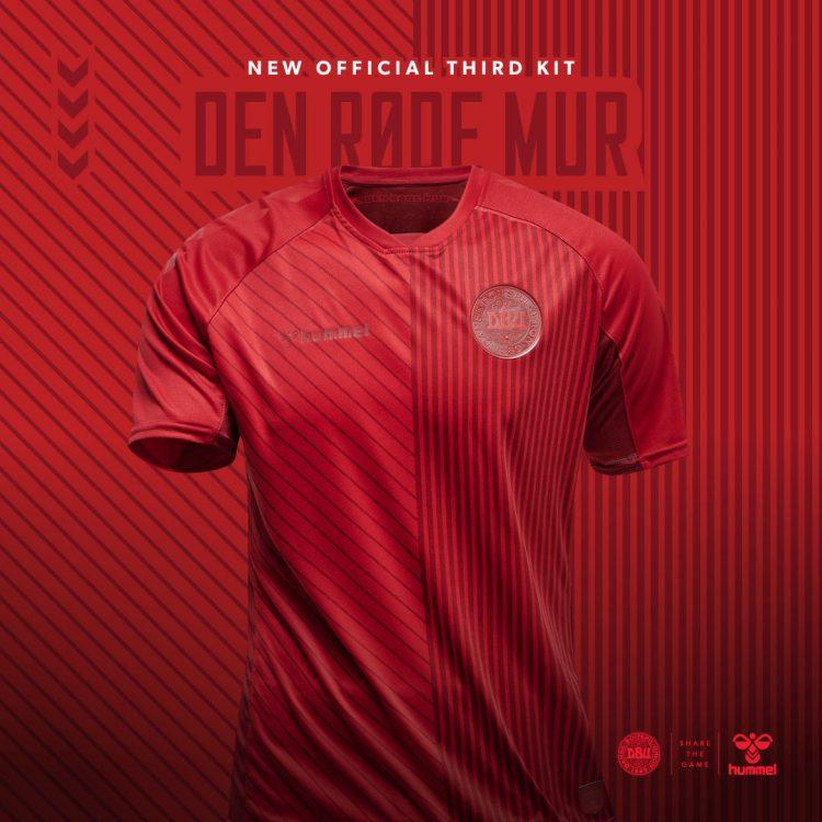Terza maglia Danimarca 2021