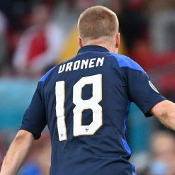 Font Finlandia Nike Euro 2020