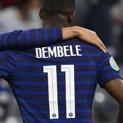 Font Francia Nike 2020-2021 Dembele