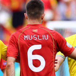 Font Macedonia Euro 2020 Jako