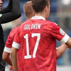 Font Russia Euro 2020 Golovin