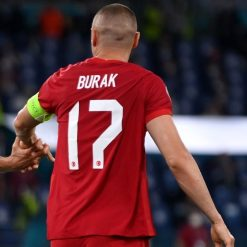 Turchia font Nike Euro 2020