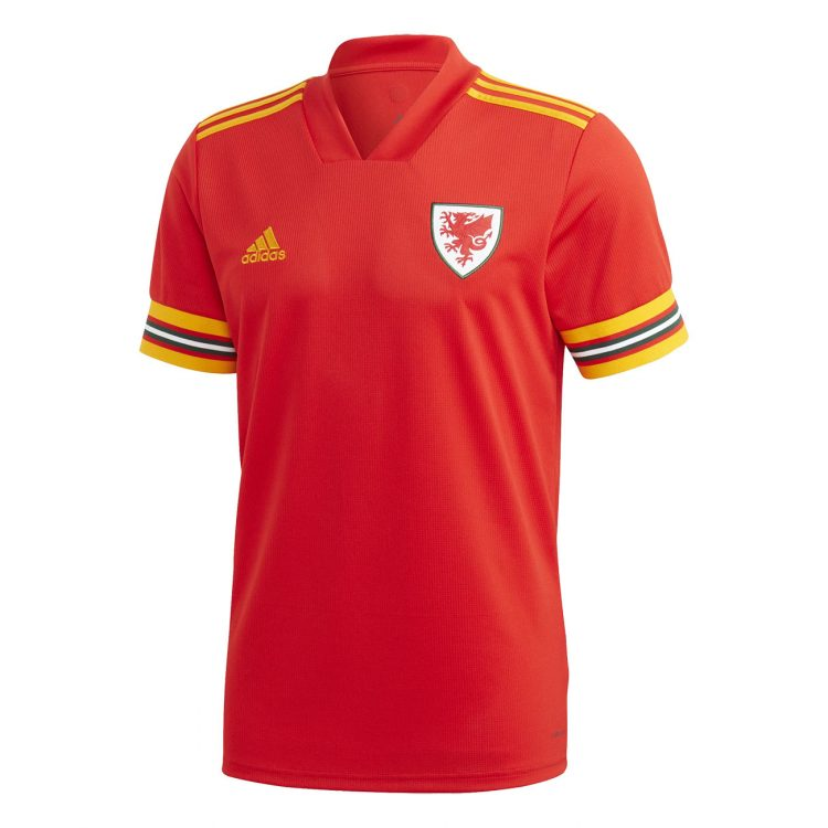 Maglia Galles Euro 2020 Adidas