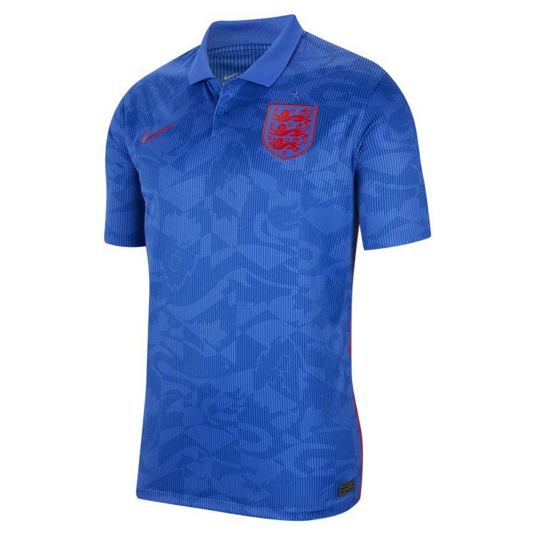 Seconda Maglia Inghilterra blu 2020