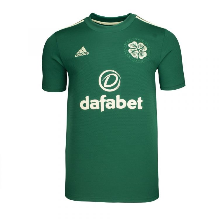 Seconda maglia Celtic 2021-2022