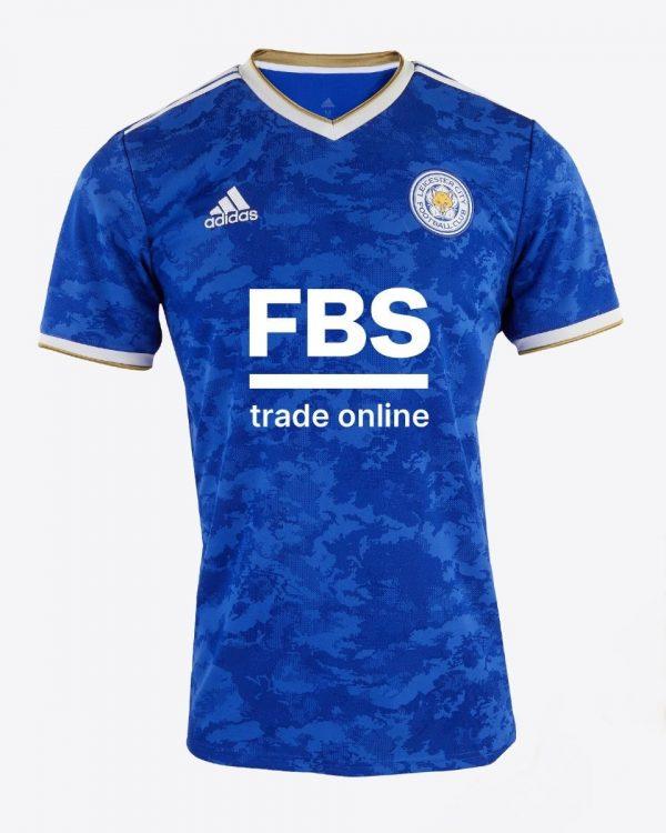 Maglia Leicester 2021-2022 Adidas