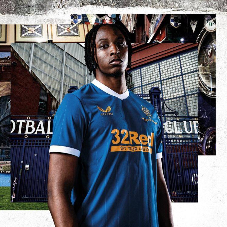Kit Rangers home 2021-2022