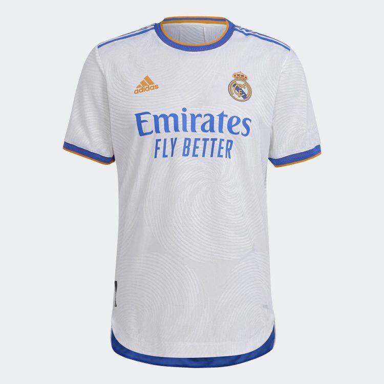 Maglia Real Madrid 2021-2022 Adidas