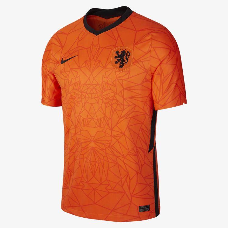 Maglia OIanda Euro 2020 Nike