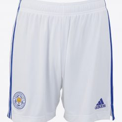 Pantaloncini Leicester bianchi 2021-2022
