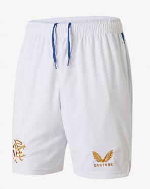 Pantaloncini Rangers bianchi 2021-2022