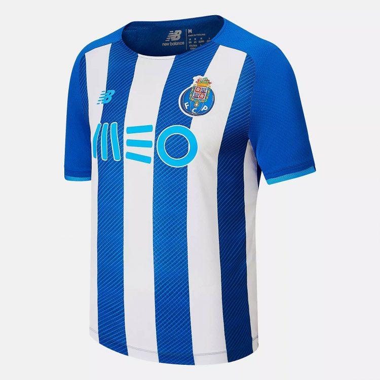 Maglia Porto 2021-2022 New Balance