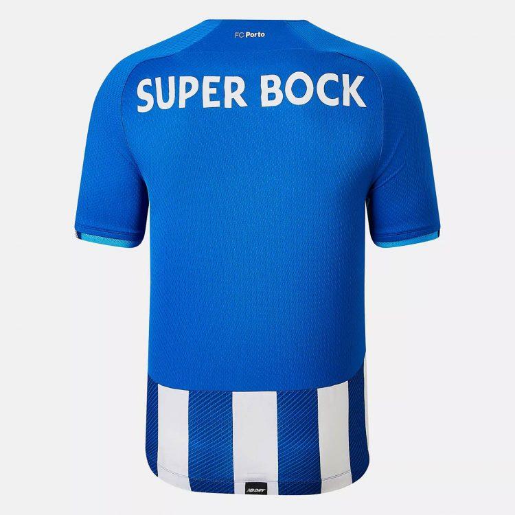 Retro prima maglia Porto 2021-2022