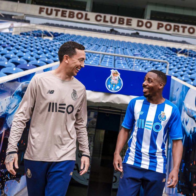 Porto maglia home e portiere 2021-2022