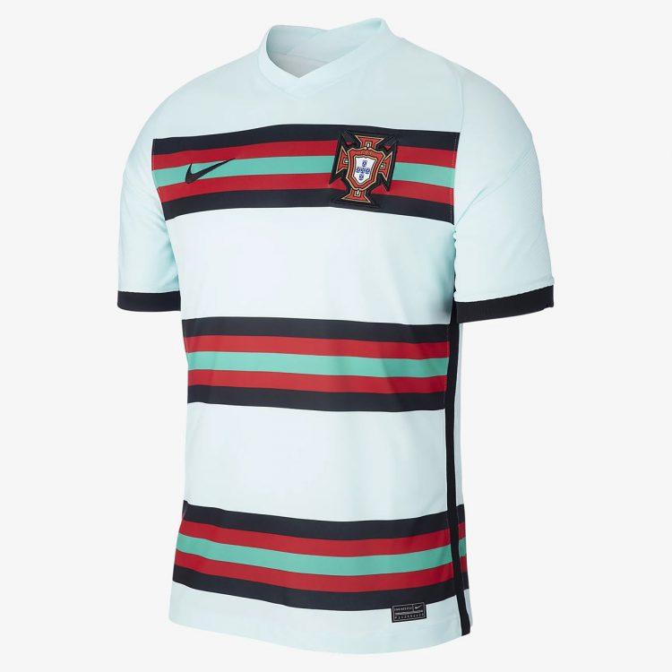 Portogallo maglia trasferta Nike 2020