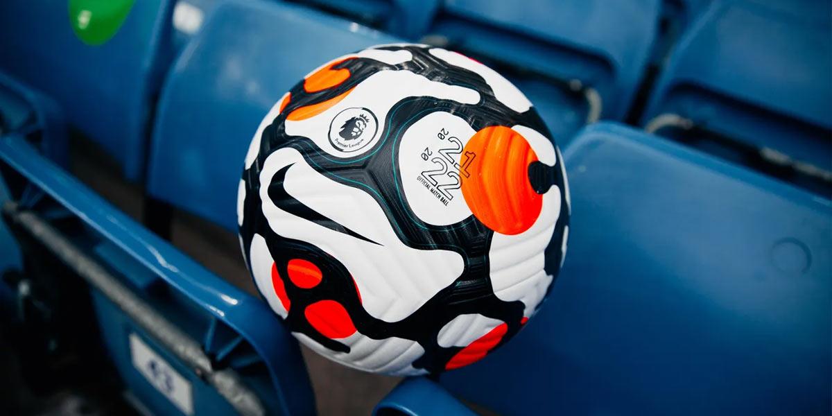 Pallone Premier League 2021-2022