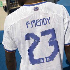 Font Real Madrid 2021-2022 Adidas
