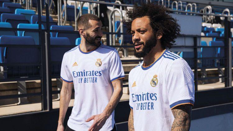 La nuova maglia del Real Madrid 2021-2022 Adidas
