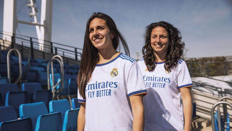 Kit Real Madrid 2021-2022