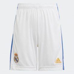 Pantaloncini Real Madrid 2021-2022 bianchi