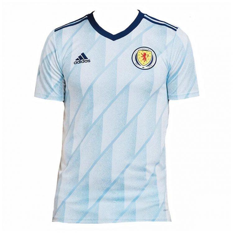 Seconda maglia Scozia 2020 Europei