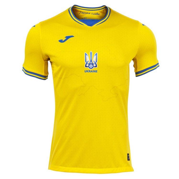 Maglia Ucraina Euro 2020 Joma