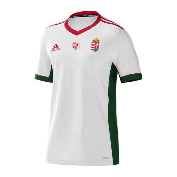 Seconda maglia Ungheria 2020-2021