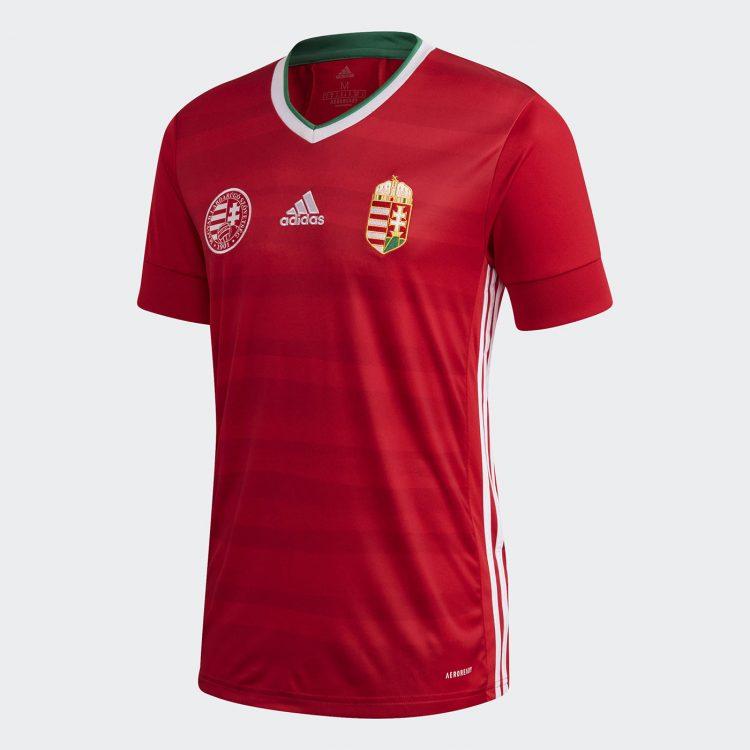 Maglia Ungheria Euro 2020 Adidas