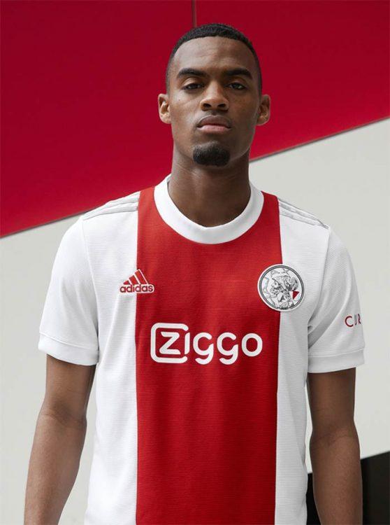 Prima divisa Ajax Adidas