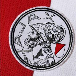 Stemma vecchio Ajax sulla maglia