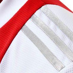 Strisce Adidas sulla maglia dell'Ajax